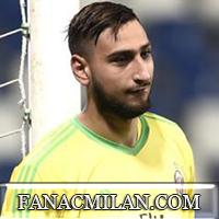 Доннарумма: «Это большое достижение сыграть 100 матчей за Милан»