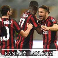 Милан - Спал: 2-0, отчёт
