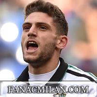 Милан мог обсуждать с Сассуоло трансфер Берарди