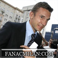 Шевченко: «Рад, что Луис Адриано отправился в Милан»