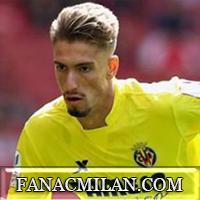 Милан следует за Саму Кастильехо