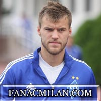 Аг. Ярмоленка: «Милан заинтересован в Андрее»