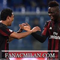 Сампдория - Милан: 0-1, отчёт