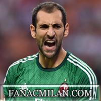 Диего Лопес поссорился с Миланом?