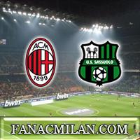 Милан - Сассуоло 2-1: отчёт
