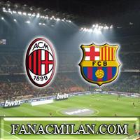 Милан - Барселона: 1-0, отчёт