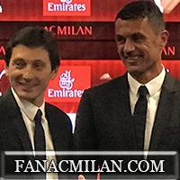Заявления Мальдини, Леонардо и Скарони на пресс-конференции