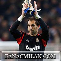Официально: Милан продал Диего Лопеса