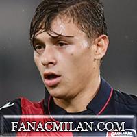 Милан всерьез нацелен на Бареллу