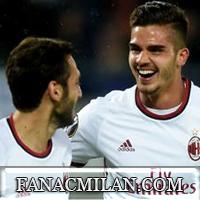 Аустрия - Милан: 1-5, отчёт