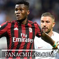 Милан - Рома: 0-2, отчёт