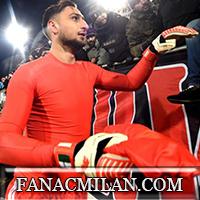Милан - Наполи: оценки игроков россонери, лучший Доннарумма, а худший - Калинич