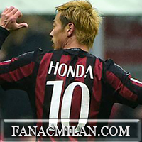 Instagram, Хонда попрощался с Миланом.