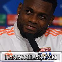 Защитник Лиона для Милана. Возможен обмен на Мексеса