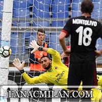 Лацио - Милан: 4-1, отчёт