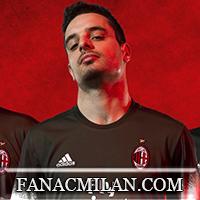 Официально: третий комплект формы Милана на следующий сезон