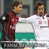 Милан - Кальяри: 1-0, отчёт. Россонери вырывают победу у россоблу