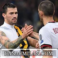 Милан - Верона: стартовые составы команд, Романьоли в основе