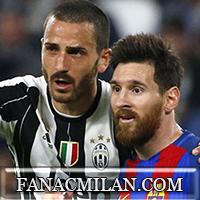 Милан может ускориться насчёт трансфера Бонуччи