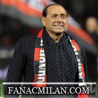 Сильвио Берлускони похвалил игроков Аталанты.