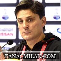 Сассуоло - Милан: послематчевые интервью россонери. Монтелла: «Ожидайте матча после матча из-за решений судей»