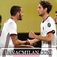 Шкендия - Милан: 0-1, отчёт