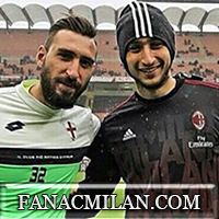 Слухи о продлении контракта Доннаруммы с Миланом