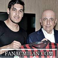 Официально: Густаво Гомес подписал контракт с россонери до 2021 года