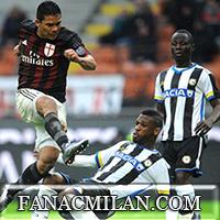 Милан - Удинезе: 1-1, отчёт