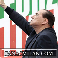 Берлускони: «Мне нужна поддержка в управлении клубом. Милан должен быть хозяином на поле»