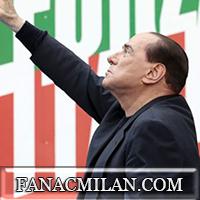 Берлускони поблагодарил всех за поддержку. Дата продажи Милана не изменилась