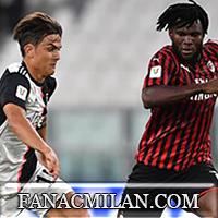 Ювентус - Милан: 0-0, отчёт, россонери играют вничью с бьянконери, но не выходят в финал Кубка Италии
