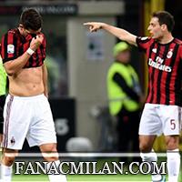 Милан - Беневенто: 0-1, отчёт