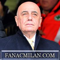 Официальное заявления Милана в отношении обвинений против Галлиани