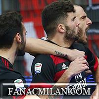 Спал - Милан: 0-4, отчёт