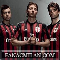 Возможная основная форма Милана на следующий сезон