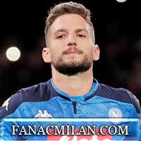 Мертенс практически игрок Милана?