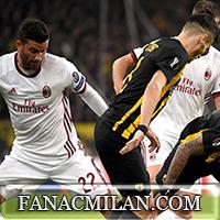 Афины - Милан: 0-0, отчёт