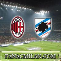 Милан - Сампдория: составы команд