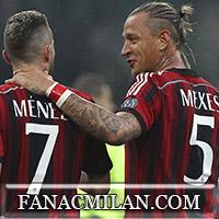 Балотелли и Менез могут помочь Милану достичь Лиги Чемпионов