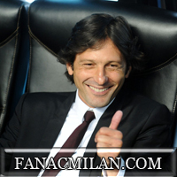 Леонардо: «Милан и Интер - претенденты на скудетто. Балотелли? Он станет большим чемпионом»