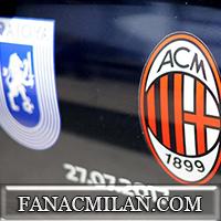 Крайова - Милан: 0-1, отчёт
