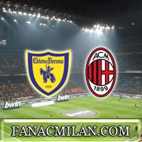 Кьево - Милан: составы команд