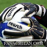 Плиццари станет третьим вратарем Милана