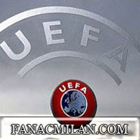 В случае квалификации Милана в еврокубки, клуб ожидает штраф от УЕФА