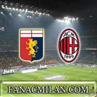 Дженоа - Милан: 3-0, отчёт
