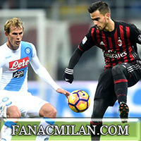 Милан - Наполи: 1-2, отчёт