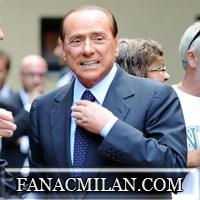 Берлускони: «Похвалил игроков. Брокки? Посмотрим»