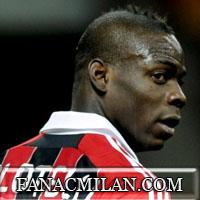 Сассуоло - Милан: Балотелли готовится выйти в стартовом составе