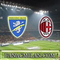 Фрозиноне - Милан: составы команд